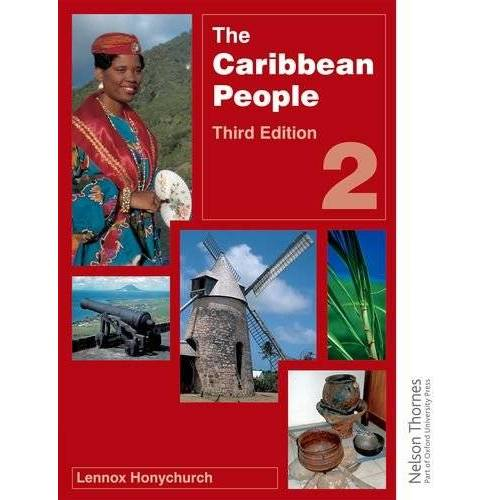 Lennox Honychurch - Honychurch, L: Caribbean People Book 2 - Preis vom 08.05.2021 04:52:27 h