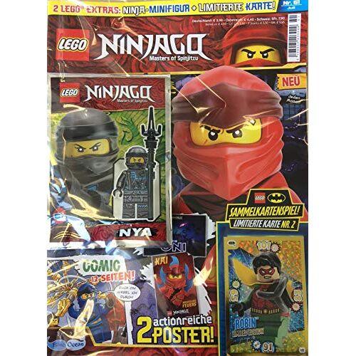 LEGO Ninjago - LEGO Ninjago Titel 51/2019 Sammelkartenspiel Nr 2. - Preis vom 08.04.2020 04:59:40 h