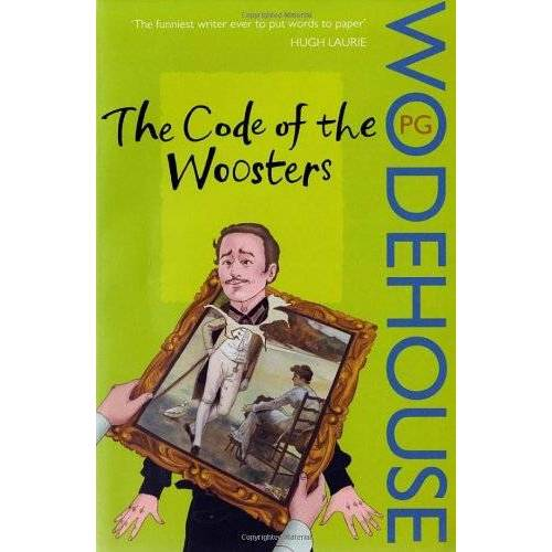 P.G. Wodehouse - The Code of the Woosters (Jeeves & Wooster) - Preis vom 13.04.2021 04:49:48 h