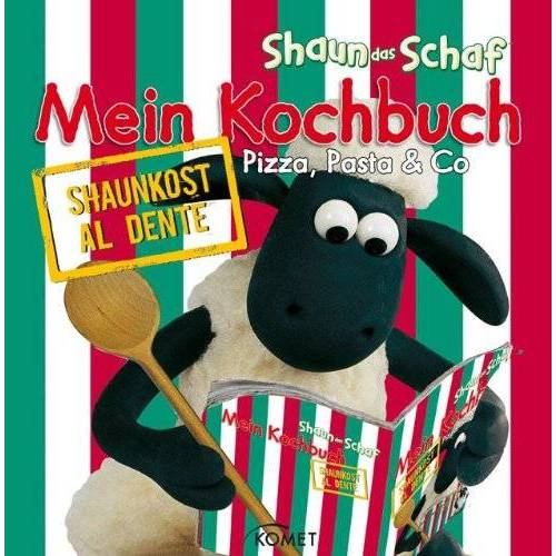 - Shaun-das-Schaf - Mein Kochbuch - Pizza, Pasta & Co: Al dente - Preis vom 21.01.2021 06:07:38 h