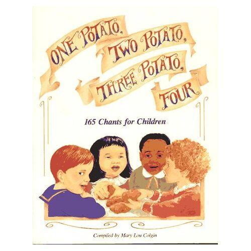 Colgin, Mary Lou - 1 POTATO 2 POTATO: 165 Chants for Children - Preis vom 25.02.2021 06:08:03 h