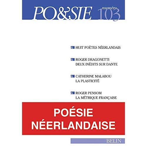 - Poesie n°103 (Revue Poesie) - Preis vom 01.03.2021 06:00:22 h
