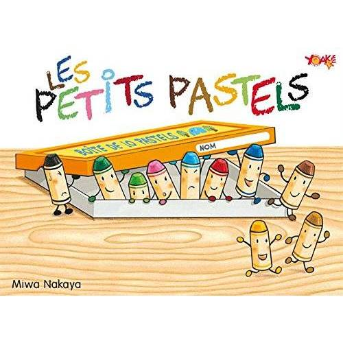 Miwa Nakaya - Les petits pastels - Preis vom 05.09.2020 04:49:05 h