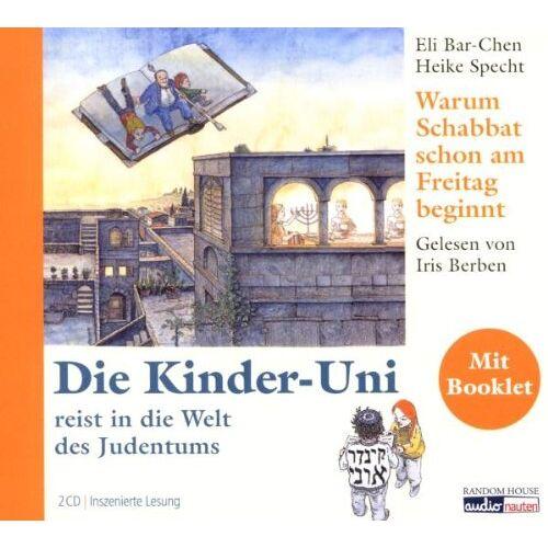 - Die Kinder-Uni reist in die Welt des Judentums - Warum Schabbat schon am Freitag beginnt - Preis vom 15.05.2021 04:43:31 h