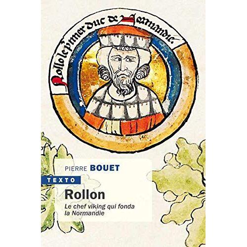 - ROLLON: LE CHEF VIKING QUI FONDA LA NORMANDIE (TEXTO) - Preis vom 24.01.2021 06:07:55 h