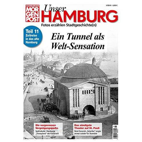 Mopo Magazin - Mopo Magazin 1/2019 Unser Hamburg Band 11 - Preis vom 06.05.2021 04:54:26 h