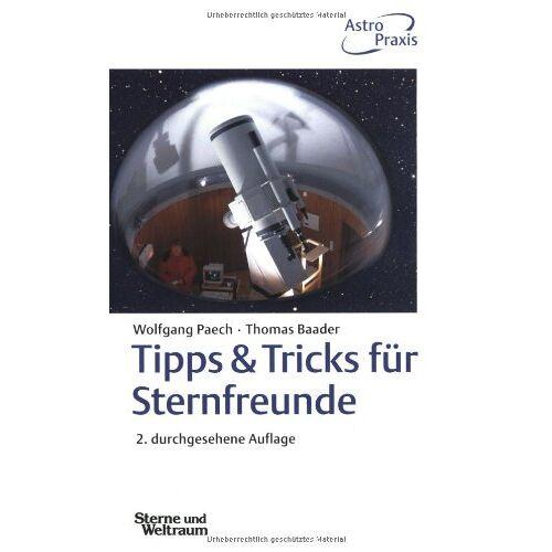 Wolfgang Paech - Tipps und Tricks für Sternfreunde - Preis vom 28.02.2021 06:03:40 h