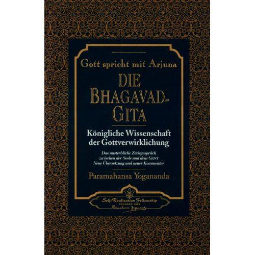 Paramahansa Yogananda - Die Bhagavad Gita: 2 Bde. - Preis vom 17.07.2019 05:54:38 h