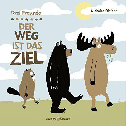 Nicholas Oldland - Drei Freunde: Der Weg ist das Ziel - Preis vom 07.05.2021 04:52:30 h