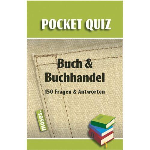 Till Zander - Buch und Buchhandel - Pocket Quiz. 150 Fragen und Antworten - Preis vom 24.01.2020 06:02:04 h