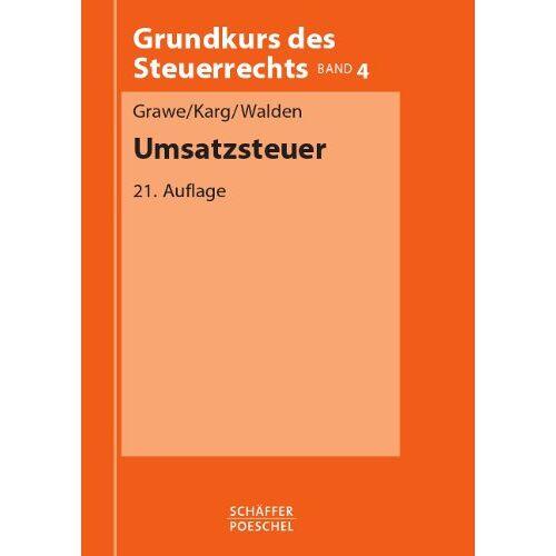 Susanne Grawe - Umsatzsteuer - Preis vom 25.02.2021 06:08:03 h