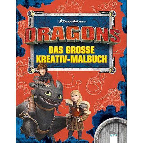 Samantha Suchland - Dragons. Das große Kreativmalbuch - Preis vom 18.01.2020 06:00:44 h