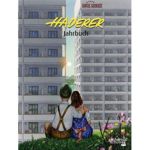 Gerhard Haderer - Haderer Jahrbuch: Nr. 12 (Haderer Jahrbücher) - Preis vom 11.04.2021 04:47:53 h