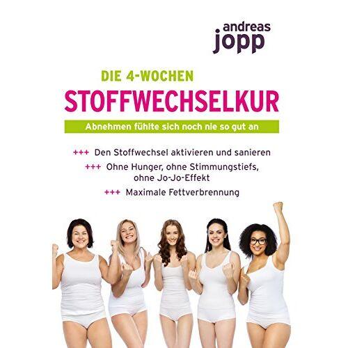 Andreas Jopp - Die 4-Wochen Stoffwechselkur - Preis vom 25.02.2021 06:08:03 h