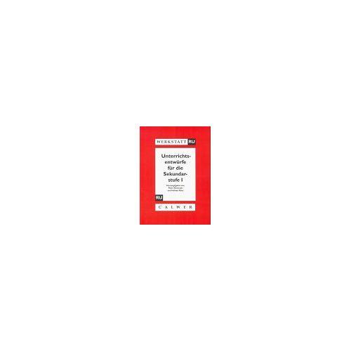 Peter Kliemann - Werkstatt RU, Unterrichtsentwürfe für die Sekundarstufe I - Preis vom 11.11.2019 06:01:23 h