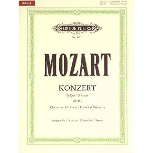 - Konzert 17 G-Dur KV 453 - Klav Orch. Klavier, Klavier zu 4 Händen - Preis vom 04.09.2020 04:54:27 h