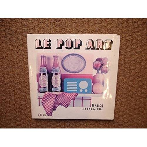 Marco Livingstone - Le pop art - Preis vom 17.10.2020 04:55:46 h