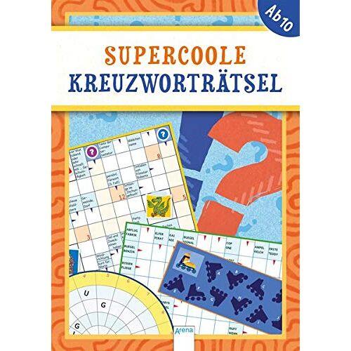 Deike - Supercoole Kreuzworträtsel - Preis vom 06.05.2021 04:54:26 h