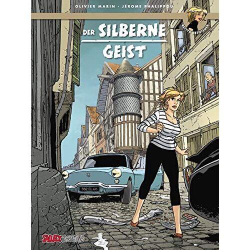 Olivier Marin - Bettys Abenteuer 2 - Der silberne Geist (Bettys Abenteuer / Der Zauber der Atalante) - Preis vom 28.10.2020 05:53:24 h