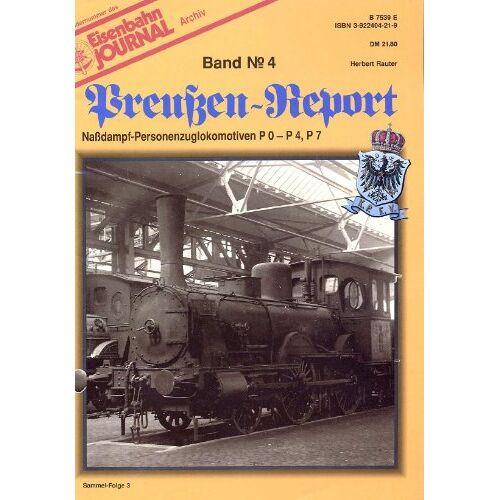 Eisenbahn Journal - Preußen-Report - Band 3 - Preis vom 27.03.2020 05:56:34 h