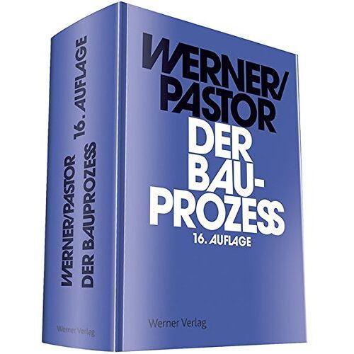 Ulrich Werner - Der Bauprozess - Preis vom 20.10.2020 04:55:35 h