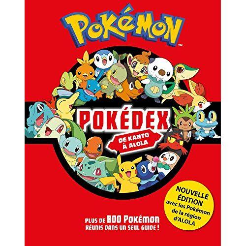 - Pokédex Pokémon : De Kanto à Alola - Preis vom 06.05.2021 04:54:26 h