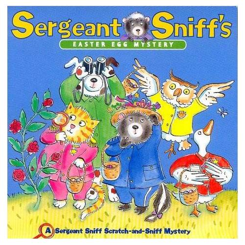 Julie Durrell - Sergeant Sniff's Easter Egg Mystery (Sergeant Sniff Scratch-And-Sniff Mysteries (PB)) - Preis vom 18.10.2020 04:52:00 h