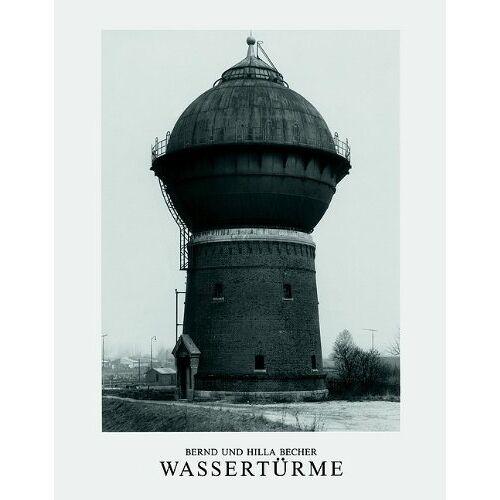 Bernd Becher - Wassertürme - Preis vom 27.02.2021 06:04:24 h