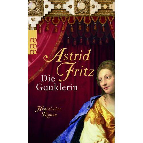 Astrid Fritz - Die Gauklerin - Preis vom 04.09.2020 04:54:27 h
