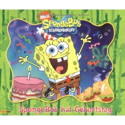 - SpongeBob Schwammkopf, Geschichtenbuch Bd. 8: SpongeBob hat Geburtstag - Preis vom 03.04.2020 04:57:06 h