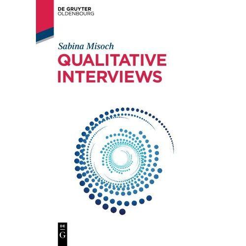 Sabina Misoch - Qualitative Interviews - Preis vom 20.09.2019 05:33:19 h