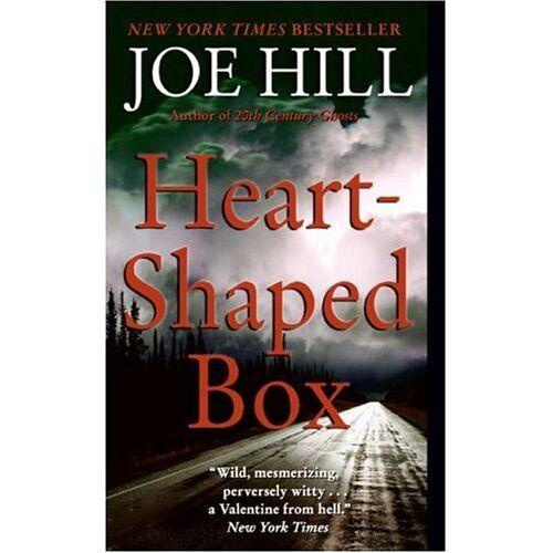 Joe Hill - Heart-Shaped Box - Preis vom 18.04.2021 04:52:10 h