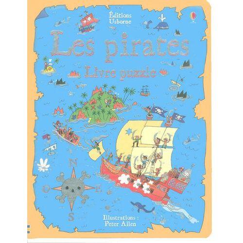 - Les pirates : Livre puzzle - Preis vom 25.02.2021 06:08:03 h