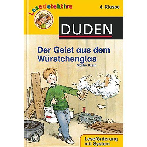 Martin Klein - Der Geist aus dem Würstchenglas (4. Klasse) - Preis vom 24.02.2021 06:00:20 h