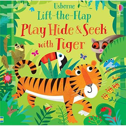 Sam Taplin - Taplin, S: Play Hide and Seek with Tiger (Lift-the-Flap) - Preis vom 11.05.2021 04:49:30 h