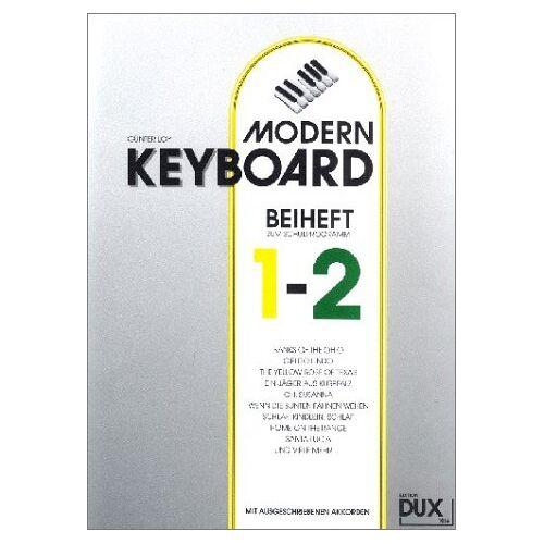 Günter Loy - Modern Keyboard - Preis vom 26.01.2021 06:11:22 h