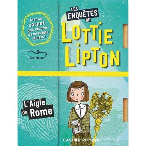 - Les enquêtes de Lottie Lipton : L'aigle de Rome - Preis vom 13.05.2021 04:51:36 h