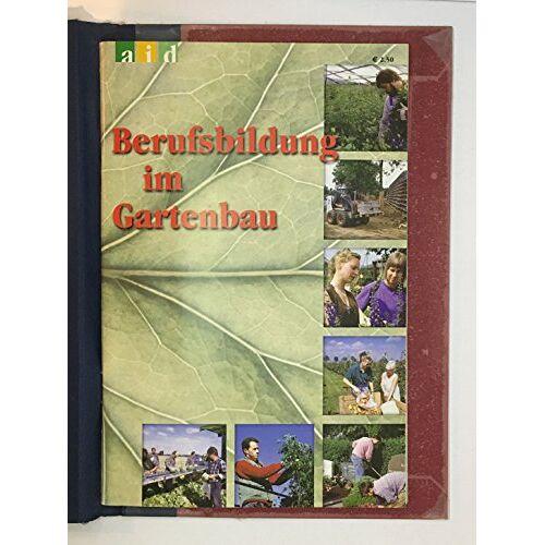 - Berufsbildung im Gartenbau - Preis vom 20.10.2020 04:55:35 h