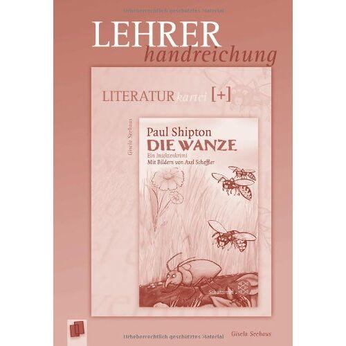 Gisela Seehaus - Die Wanze: Ein Insektenkrimi - Preis vom 25.02.2021 06:08:03 h