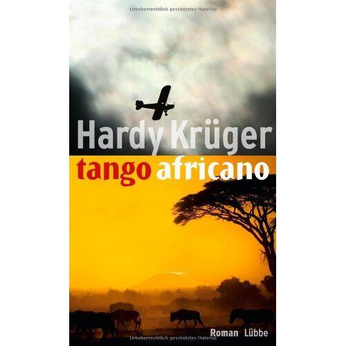 Hardy Krüger - tango africano: Roman - Preis vom 16.10.2019 05:03:37 h