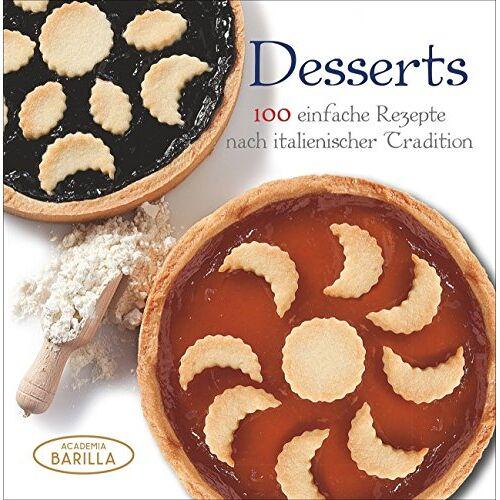 Academia Barilla - Desserts - Preis vom 15.04.2021 04:51:42 h