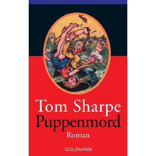 Tom Sharpe - Puppenmord: Roman: Oder Bis dass ihr Tod ihn scheidet - Preis vom 17.01.2020 05:59:15 h