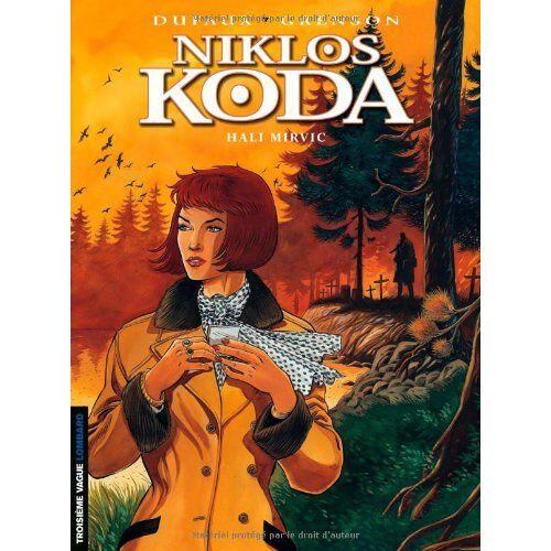 - Niklos Koda, tome 5 : Hali Mirvik - Preis vom 20.04.2021 04:49:58 h
