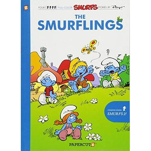 Peyo - Smurfs #15: The Smurflings, The - Preis vom 17.04.2021 04:51:59 h