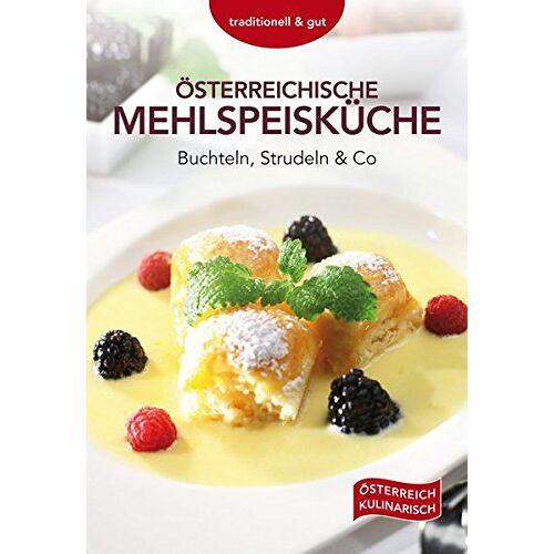 - Österreichische Mehlspeisküche: Buchteln, Strudeln & Co. - Preis vom 14.04.2021 04:53:30 h