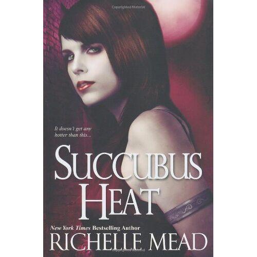 Richelle Mead - Succubus Heat - Preis vom 04.09.2020 04:54:27 h