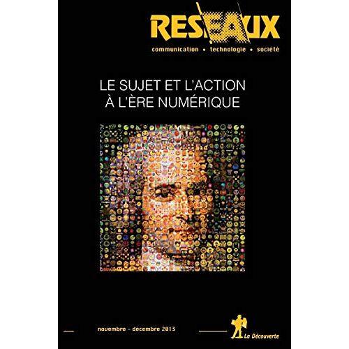 Revue Reseaux - Revue Réseaux Volume 31-182/2013 : Le sujet et l'action à l'ère numérique (Revue reseaux) - Preis vom 25.02.2021 06:08:03 h