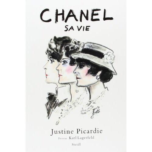 Justine Picardie - Chanel, sa vie - Preis vom 20.10.2020 04:55:35 h