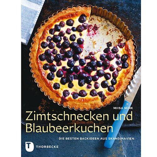 Miisa Mink - Zimtschnecken und Blaubeerkuchen - Die besten Backideen aus Skandinavien - Preis vom 10.05.2021 04:48:42 h
