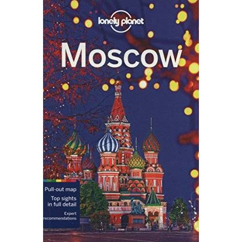 Mara Vorhees - Moscow (Lonely Planet Moscow) - Preis vom 23.02.2021 06:05:19 h